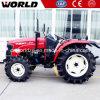 45hp pequeño tractor con 3 puntos de enganche hidráulico