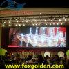 Farbenreiche bekanntmachende Innenbildschirmanzeige LED-P4
