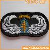 Corrección de encargo promocional del bordado de la insignia para el sombrero (YB-pH-74)