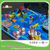Zachte Spel van de Kinderen van Kindgarten van de Fabriek van Wenzhou het Binnen met Peuter