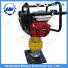 Hw100 de Pers van het Opvulmateriaal van de Grond van de Aandrijving van de Benzine van de Stamper van het Opvulmateriaal van de Benzine