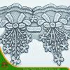 2016 Dentelle de broderie design nouvelle sur organza (HD-022)