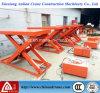 Die gute Qualitätsörtlich festgelegte hydraulische anhebende Plattform