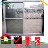 Boa porta deslizante de PVC à prova de som / impermeável