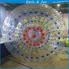 Sfera gonfiabile Colourful di Zorb con il materiale del PVC 1.0mm per i giochi della sosta dell'acqua