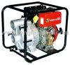 Eaux d'égout pompe à eau de détritus de moteur diesel de 3 pouces
