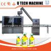 Botellas de PET de tipo lineal de la máquina de llenado de aceite comestible