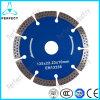 Lâmina de corte de estrada de concreto diamantado de soldagem a laser
