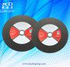 Rodas da interrupção; Roda da estaca do aço inoxidável, disco da estaca do metal; Roda da estaca; Disco de moedura; Rodas abrasivas da interrupção