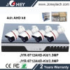 Video CCTV Cameras Ahd DVR Kit di Surveillance 4CH/8CH System