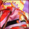 Tecido de seda natural Habotai para seda de couro Tecido impresso Tecido de seda floral