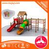Cour de jeu extérieure de glissière de structure de jeu d'enfants