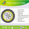 ADSS Воздушная электроэнергии 6core волоконно-оптический кабельnull