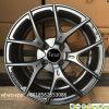 RIM de roue décalés par 19*8.5/9.5 d'alliage d'aluminium de reproduction de pièces d'auto
