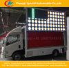 Van de LEIDENE van Foton Vrachtwagen de Mobiele Reclame van het Stadium