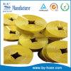Tuyau de haute résistance spécial de PVC de Layflat