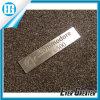 Autoadesivo personalizzato del contrassegno del metallo di alta qualità