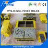 Machine automatique de mélangeur d'usine/argile de brique de l'argile Wt2-10