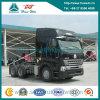 De Vrachtwagen van de Tractor van de Aanhangwagen van Sinotruk HOWO A7 6X4