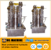 De uitstekende Automatische Verticale Hydraulische Pers van de Extractie van de Olie voor de Plantaardige Zaden en Installaties van de Sesam