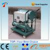 Séparateur d'essence et d'huile utilisé à grande vitesse de filtration