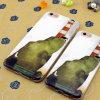 Caja móvil del teléfono celular del iPhone 6s de la cubierta de encargo suave del modelo