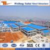 Niedrige Kosten und einfaches Installations-Stahlkonstruktion-Gebäude