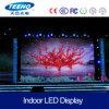 Pantalla de visualización de interior de LED de la alta calidad P10 para la etapa