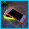Fluorescente Ultra-Slim caso telefónica clara para el iPhone7