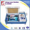 Máquinas potáveis da máquina de gravura do laser do carimbo de borracha para a empresa de pequeno porte com boa qualidade