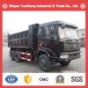 Volquete capacidad/10-Wheel del carro de vaciado del Tri-Anillo 6X4