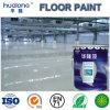 Hualong epóxi de alta qualidade para pintura de piso de autonivelamento manual