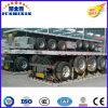40FT Aanhangwagen van de Tractor van de Vrachtwagen van 3axle Flatbed Semi of de Semi Aanhangwagen van het Platform