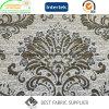 Poly teints en fils de coton coloré tapis à motifs jacquard tissu Hometextile Sofa