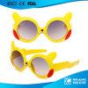 Os desenhos animados bonitos do frame UV400 do projeto novo da forma caçoam os óculos de sol Cj6144 no estoque