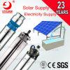 4 alimentada a energia solar submersíveis bomba de água de poço de Refrigeração