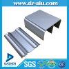 L'aluminium chaud de vente a expulsé profil pour le tissu pour rideaux de guichet