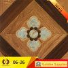 建築材料の磁器の大理石の一見の陶磁器の床タイル(06-26)