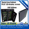 заводская цена низкая потребляемая мощность P10 для поверхностного монтажа для использования вне помещений дисплей со светодиодной подсветкой