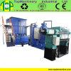 Água usada do plástico que esmaga que lava recicl a fábrica de tratamento da efluência da máquina