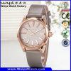 Reloj impermeable de la marca de fábrica de encargo de la aleación del asunto (WY-129E)