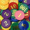 Обломок покера игрушки партии клуба игры игры