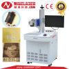De Laser die van Co2 Machine voor de Ambachten van het Bamboe/Componenten Gift/Furniture/Food merkt Packing/Electronic