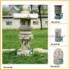 Outdoorの庭(YKLS-10)のための花こう岩Stone LanternおよびStone Lamp