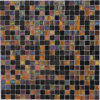 Glass iridiscente Mosaic para Floor Tile (HC-16)