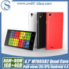 최고 3G 4.7 Inch Qhd Mtk6582 Quad Core Android 4.4.2 OEM Cellphone (D5)