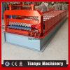 Het Rollformers GolfBroodje die van de Tegel van het Metaal Dak Verglaasde Machine vormen