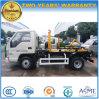 3 petits mètres cubes Foton du camion d'ordures de bras de traction de m3 3 tombent le camion à vendre
