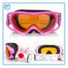 Anti-Riscar vidros Sporting de Eyewear da neve Anti-UV de 100% para a menina