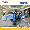 6シートのダイナミックな仮想Vrガラス9dの映画館のシミュレーター